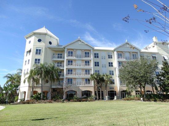 Monumental Hotel Orlando : Fachada do Hotel - linda!