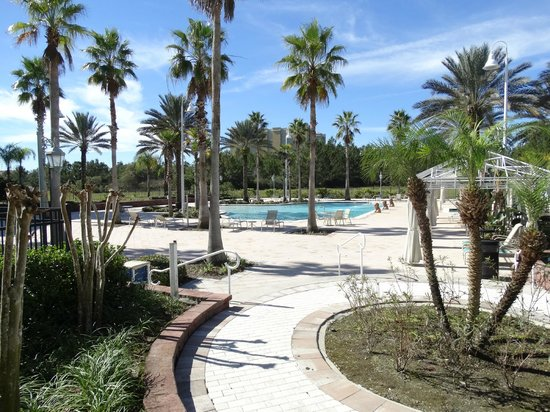 Monumental Hotel Orlando : Piscina