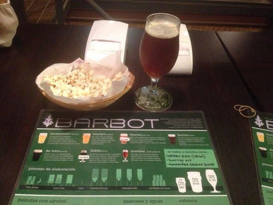 Barbot - Brew Pub: IPA from Barbot !