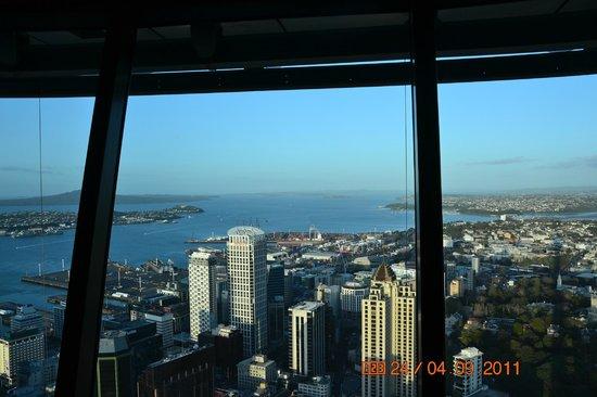 Sky Tower (Torre del cielo): gran vista