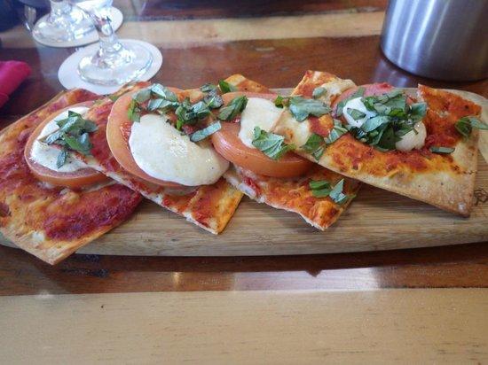 The Mediterranean Gourmet: Margarita Pizza △