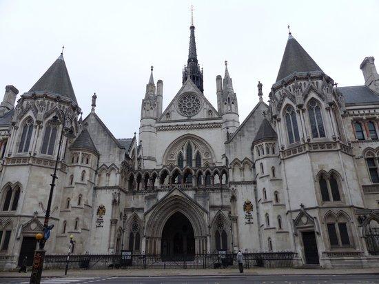 London Law Courts Tours