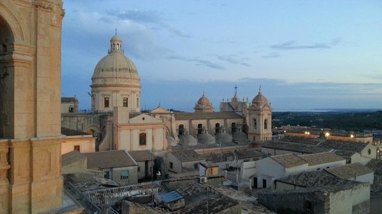 Noto, Italië: Paesaggio