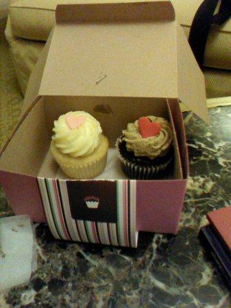 Kara's Cupcakes : Java & Lemon :-)