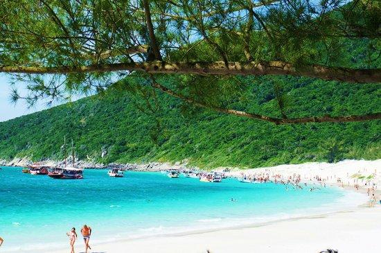 Farol Beach: Praia do Farol, Arraial do Cabo - RJ, Brasil