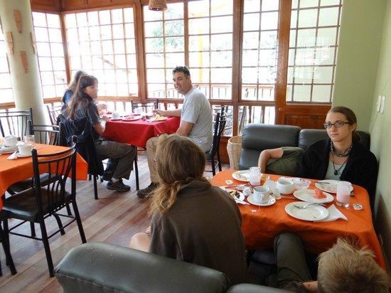 Hotel Sol: Desayunador