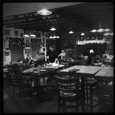 Gracie's: great ambiance