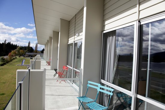 Te Anau Lakeview Holiday Park : Marakura Complex