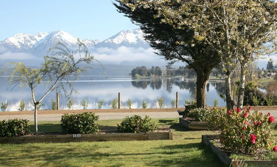 Te Anau Lakeview Holiday Park : Powered Site