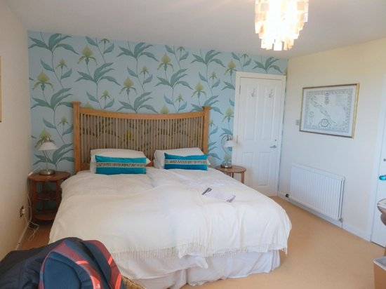 No12 Bed & Breakfast, St Andrews: Orchid Room