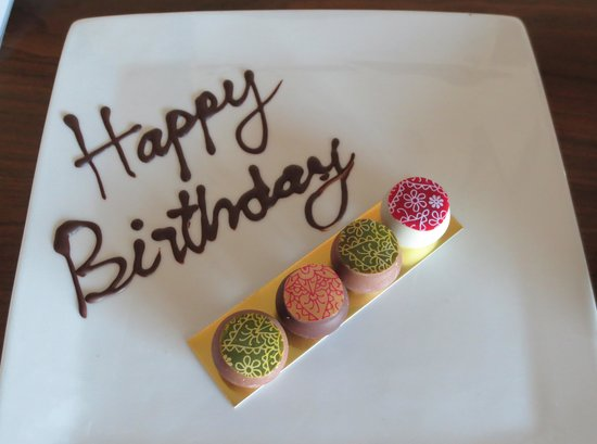 Grand Hyatt San Antonio: birthday fun