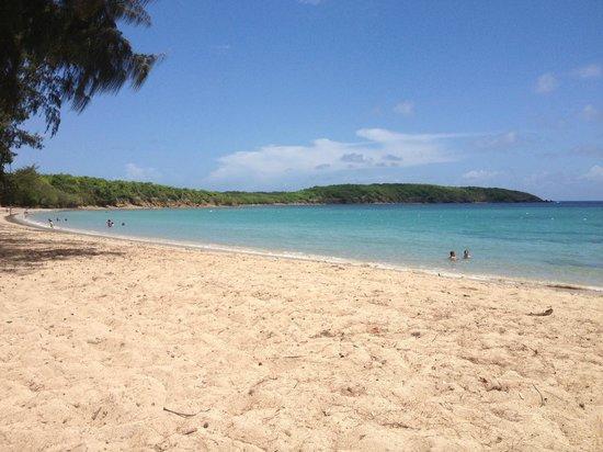 Seven Seas Beach : south seas beach, puerto rico