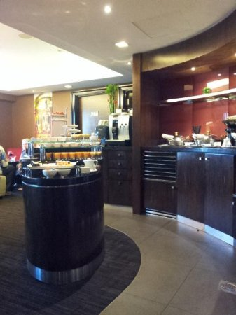 Novotel Singapore Clarke Quay : club lounge