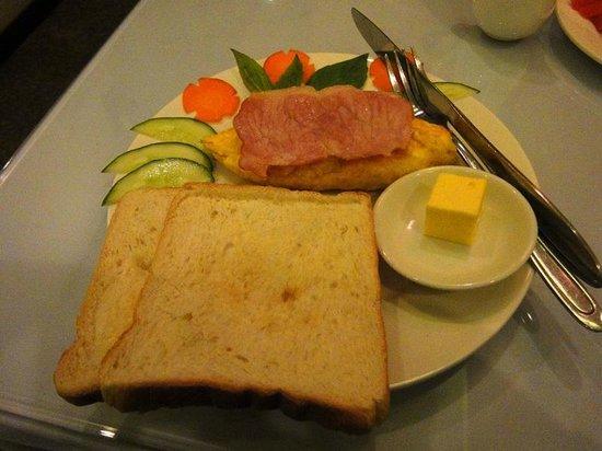 Hanoi Charming Hotel : Delicious breakfast