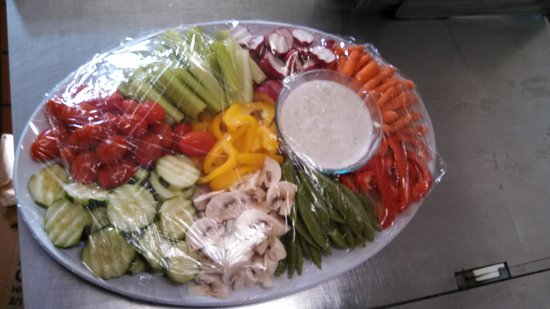 Dusty's Meat Market: party platters to order