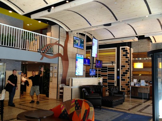 TRYP New York City Times Square South: Lobby
