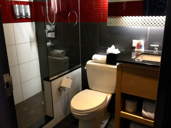TRYP New York City Times Square South: Second bathroom