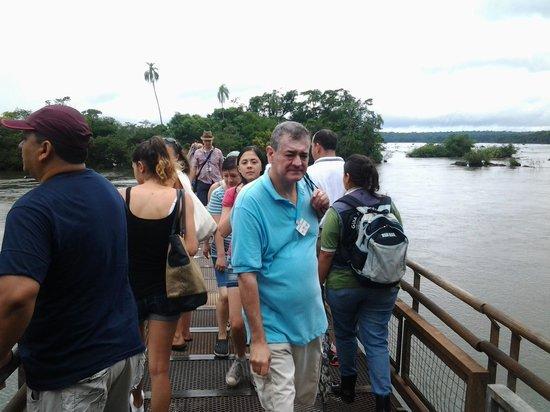 Meliá Iguazu Resort & Spa: Boardwalk.Devils throat