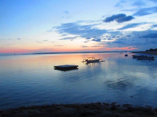 Calm Sanur Beach