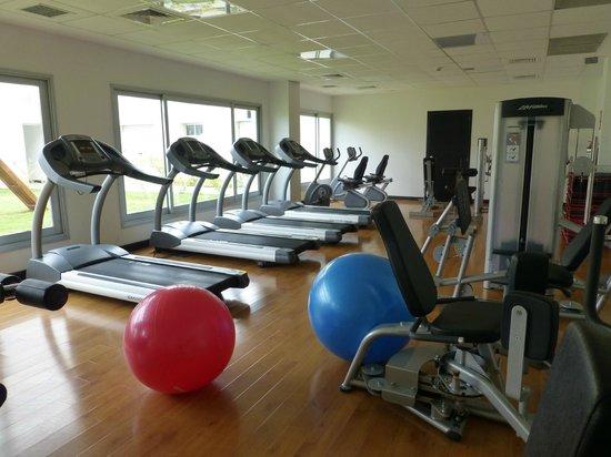 Colonia West Hotel: Gym