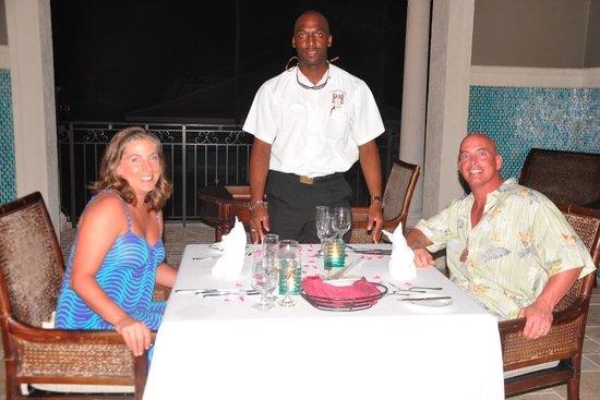Sandals Emerald Bay Golf, Tennis and Spa Resort : Valentino