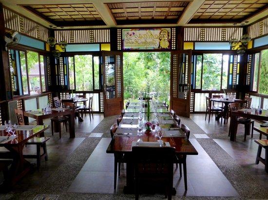 Sophia's Garden Resort : Dining Area
