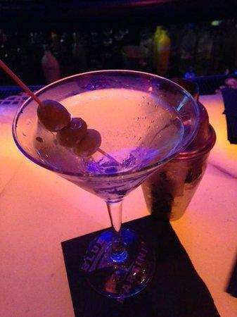 Blue Martini - Fort Lauderdale: Tasty Martini