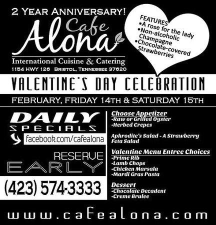 Cafe Alona : 2014 Special