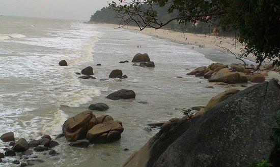 Teluk Chempedak: beach