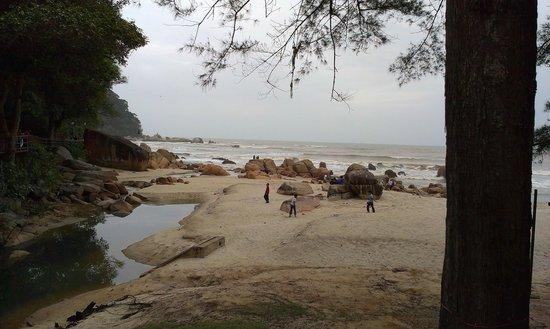 Teluk Chempedak: scenic view