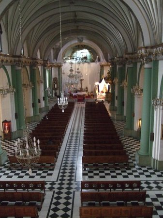 Monastery of Santo Domingo (Iglesia y Monasterio de Santo Domingo): サント ドミンゴ教会
