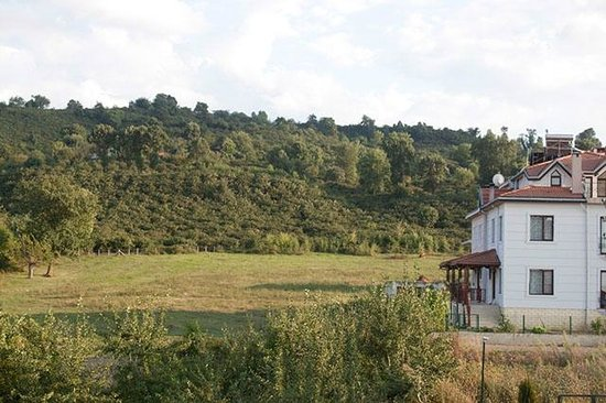 Hoca Hanim Aile Pansiyonu: mountain view
