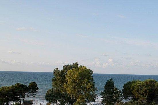 Hoca Hanim Aile Pansiyonu: sea view