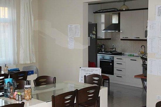 Hoca Hanim Aile Pansiyonu: kitchen facilities