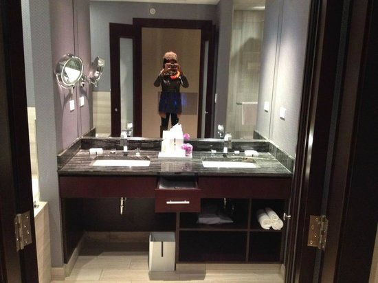 Best hotel bathroom i 39 ve experienced picture of ivy for Best bathrooms reviews