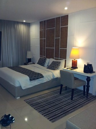 Astana Kunti: Big rooms and nice soft bed