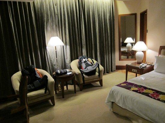 The Jesselton Hotel: Deluxe Double
