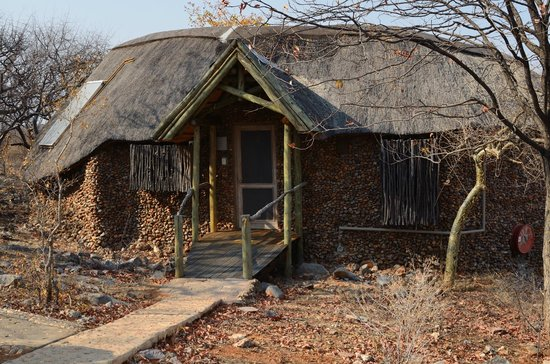 Ongava Lodge: our room