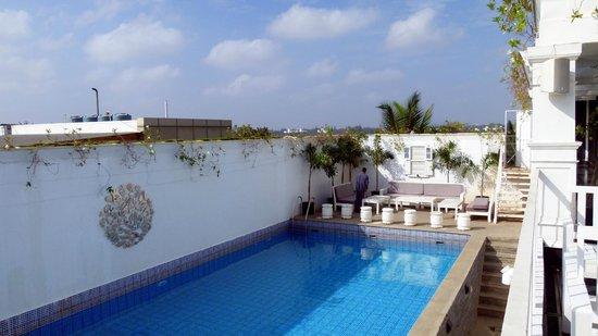 Escape Hotel & Spa: la piscine