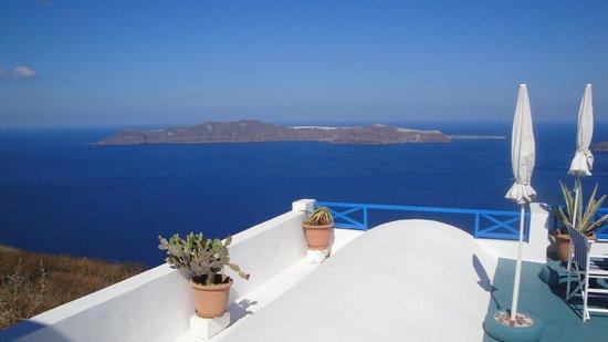 Santorini Sailing Center: Η θέα από το Ημεροβίγλι!