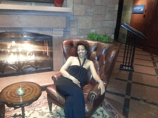 Vail Cascade Resort & Spa: Having a great time!