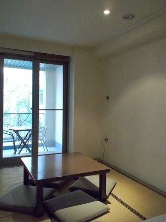 Cedarwood Villa: tatami room