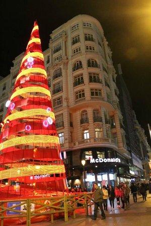 Hostal La Plata: Restaurantes de todo tipo en la cercania