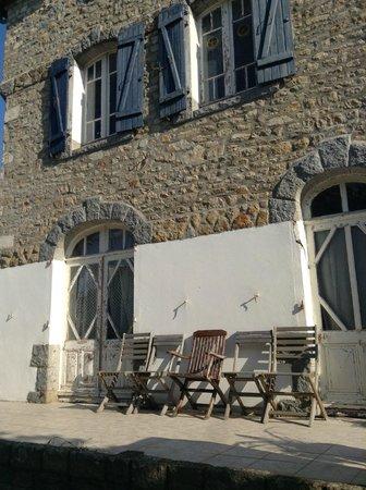 Auberge Hôtel-Restaurant Le Ratelier : Карнак Пляж