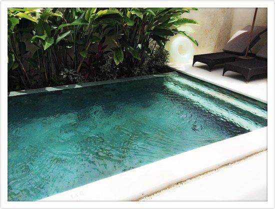 Mahagiri Villas Dreamland: Private Pool 1.4m