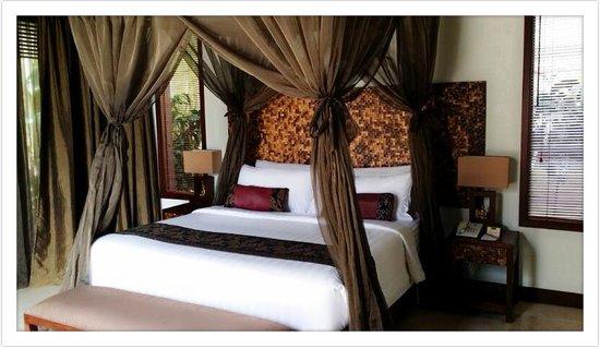 Mahagiri Villas Dreamland: Comfortable Bed
