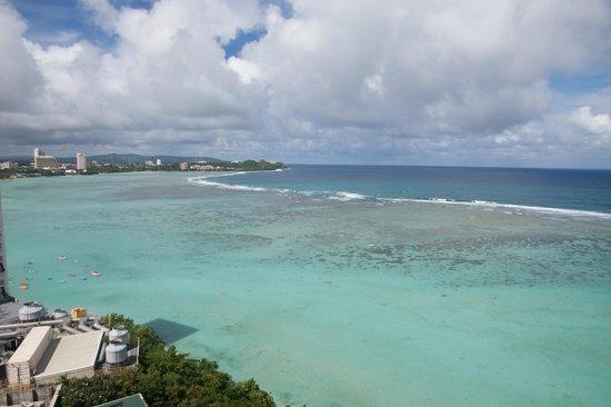 The Westin Resort Guam : Вид из номера