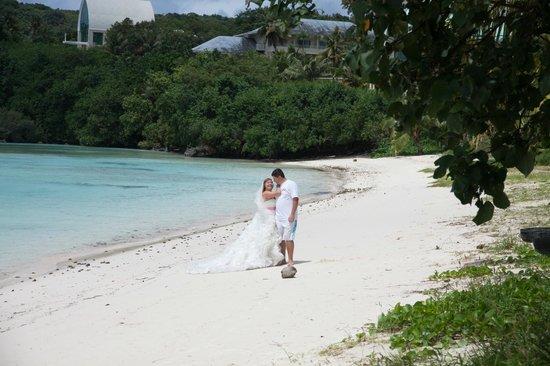 The Westin Resort Guam: Пляж