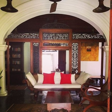 Nisala Arana Boutique Hotel: The Doctor's House