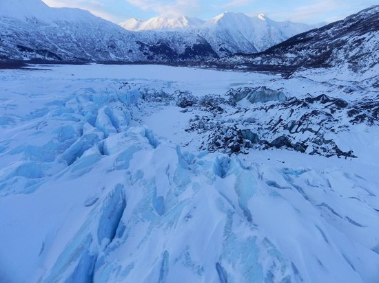Alpine Air Alaska: Spencer Glacier